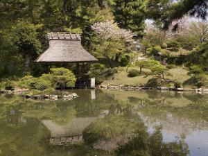 Shukkeien Garden, Hiroshima, Japan by Richardson Rolf