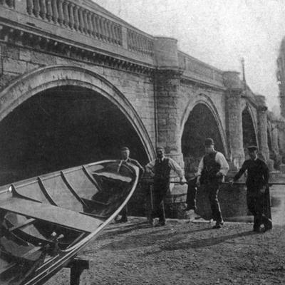 Richmond Bridge, London, Early 20th Century