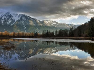 Storm, Agassiz, British Columbia, Canada