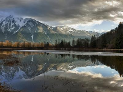 Storm, Agassiz, British Columbia, Canada by Rick A^ Brown