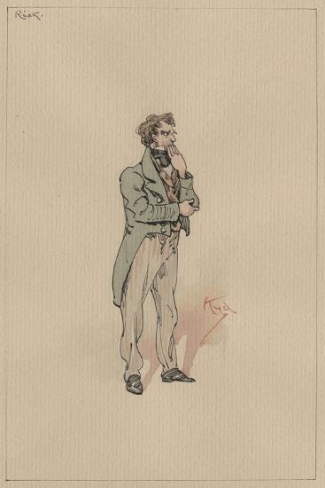 Rick, C.1920s-Joseph Clayton Clarke-Giclee Print