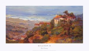 Hilltop II by Rick Delanty