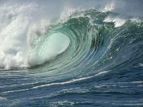 Surfer Riding a Wave-Rick Doyle-Photographic Print