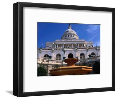 Capitol Building, Washington Dc, USA