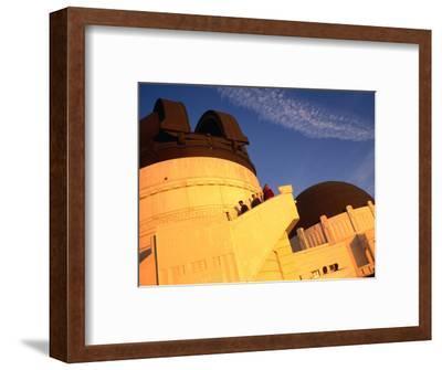 Griffith Observatory & Planetarium, Los Angeles, USA