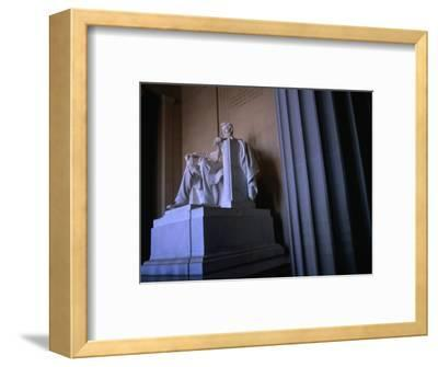 Lincoln Memorial Statue, Washington Dc, USA