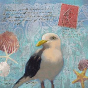 Gull Beach I by Rick Novak