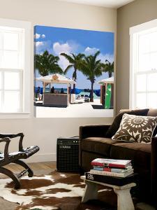 Key West Cabana I by Rick Novak