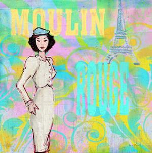 Moulin Rouge by Rick Novak