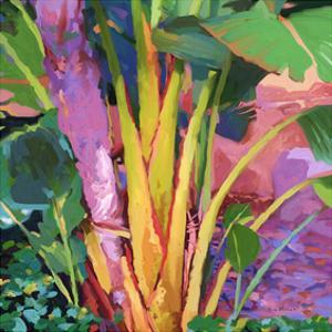 Palm Impressions 03 by Rick Novak