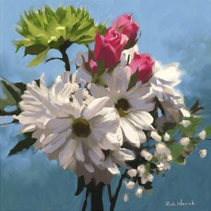Still Floral I by Rick Novak