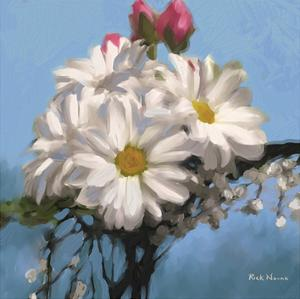 Still Floral II by Rick Novak