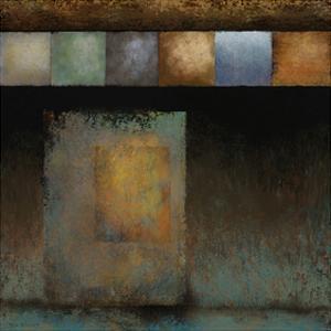 Teal Planet by Rick Novak