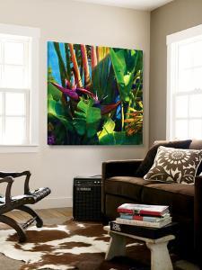 Waters Palm I by Rick Novak