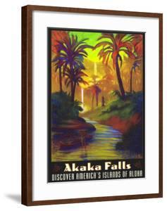 Akaka Falls by Rick Sharp