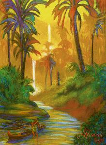 Hawaii - Mystical Land of Waterfalls by Rick Sharp