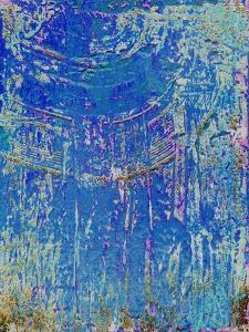 Abstract Ripple II by Ricki Mountain