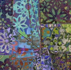 B-Jeweled Deco III by Ricki Mountain