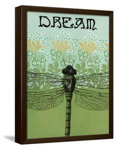 Dream Dragonfly by Ricki Mountain