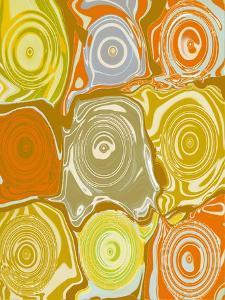 Orange Sherbert by Ricki Mountain