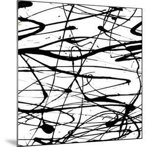 Splatter Paint I by Ricki Mountain