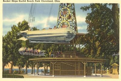 Ride, Euclid Beach Park, Cleveland