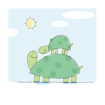 Ride for Baby Turtle