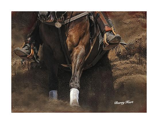 Ride n' Slide-Barry Hart-Art Print