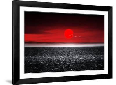 Ride on Time-Philippe Sainte-Laudy-Framed Photographic Print
