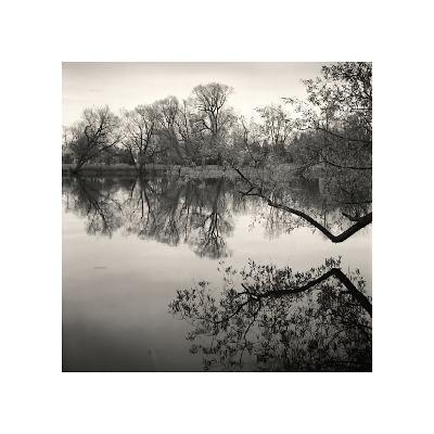 Rideau River, Study, no. 1-Andrew Ren-Giclee Print