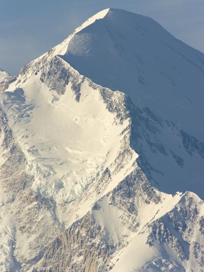 Ridge on Mt.McKinley-John Eastcott & Yva Momatiuk-Photographic Print