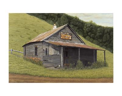 Ridgeway Grocery-Kathleen Green-Art Print