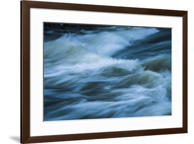 Riding The Rapids-Anthony Paladino-Framed Giclee Print