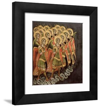 The Heavenly Militia, c.1348-54