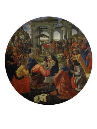 Adoration of the Magi C.1487