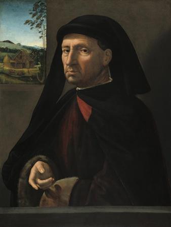 Portrait of a Gentleman, C.1505