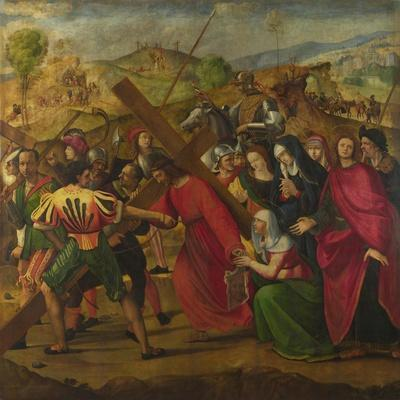 The Procession to Calvary, C. 1505