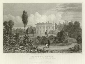 Riffens, Essex, the Seat of Spencer Phillips, Esquire
