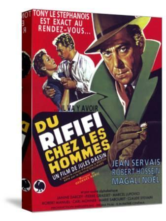 Rififi, (aka Du Rififi Chez Les Hommes), 1955