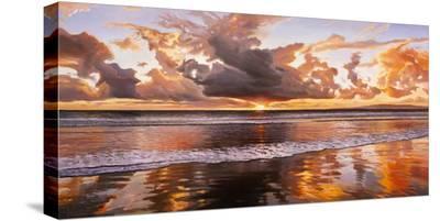 Riflessi del mattino-Adriano Galasso-Stretched Canvas Print