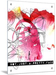 Pretty Face by Rikke Axelsen
