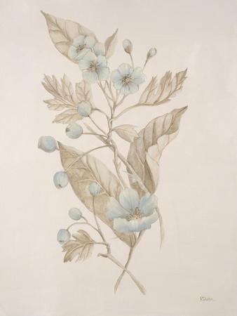 Botanicals Series Blue IV
