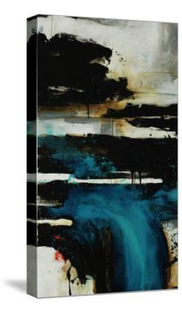 Turquoise Splash I by Rikki Drotar