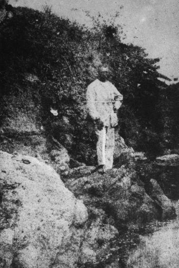Rimbaud at Harrar-Arthur Rimbaud-Photographic Print