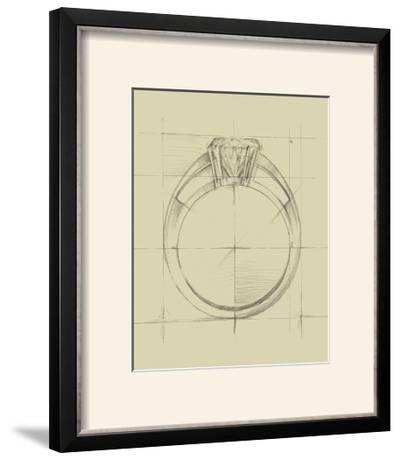 Ring Design I-Ethan Harper-Framed Photographic Print