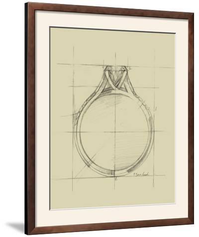 Ring Design II-Ethan Harper-Framed Photographic Print
