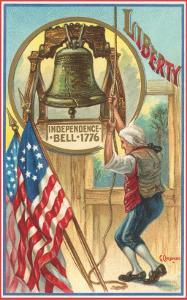 Ringing the Liberty Bell