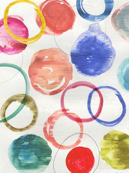 Ringlets Ii-PI Creative Art-Art Print