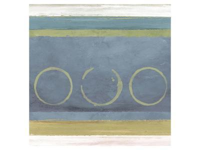 Rings I-Felix Latsch-Art Print