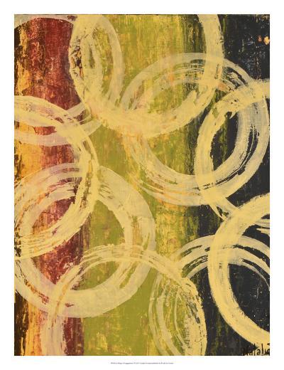 Rings of Engagement I-Natalie Avondet-Art Print